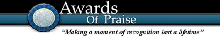 Awards Of Praise Home